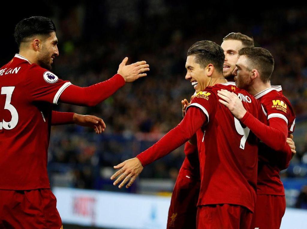 Gerrard: Liverpool Minimal Harus Finis Empat Besar