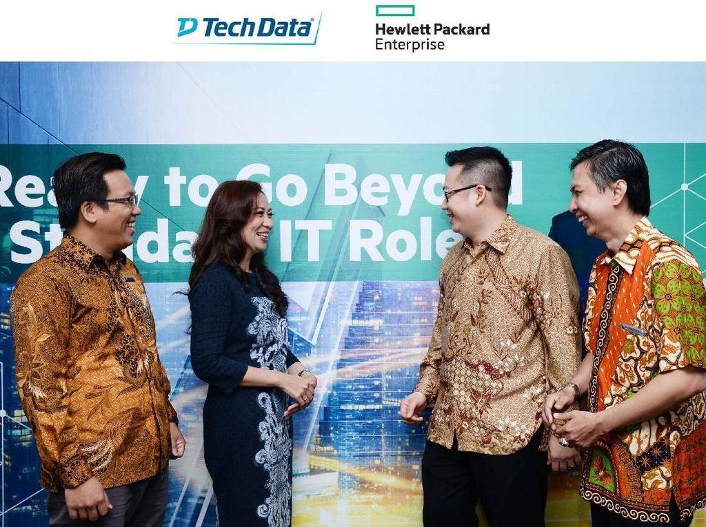 Infrastruktur TI dalam Transformasi Bisnis