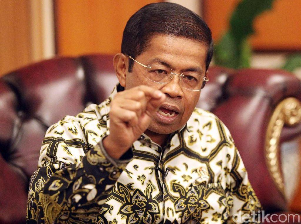 Anggota DPR Eni Saragih Ditangkap KPK Saat Sedang Makan