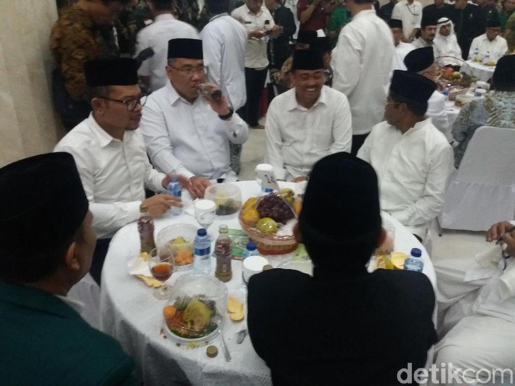 Cak Imin dan Sejumlah Menteri Hadiri Harlah NU
