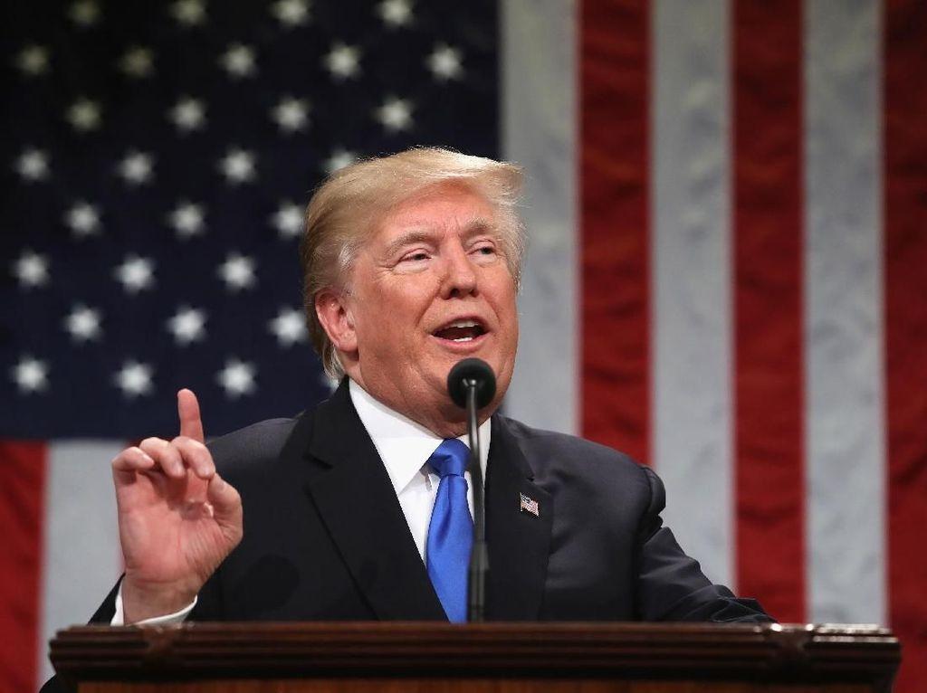Trump Tunjuk Direktur CIA Mike Pompeo Jadi Menlu AS