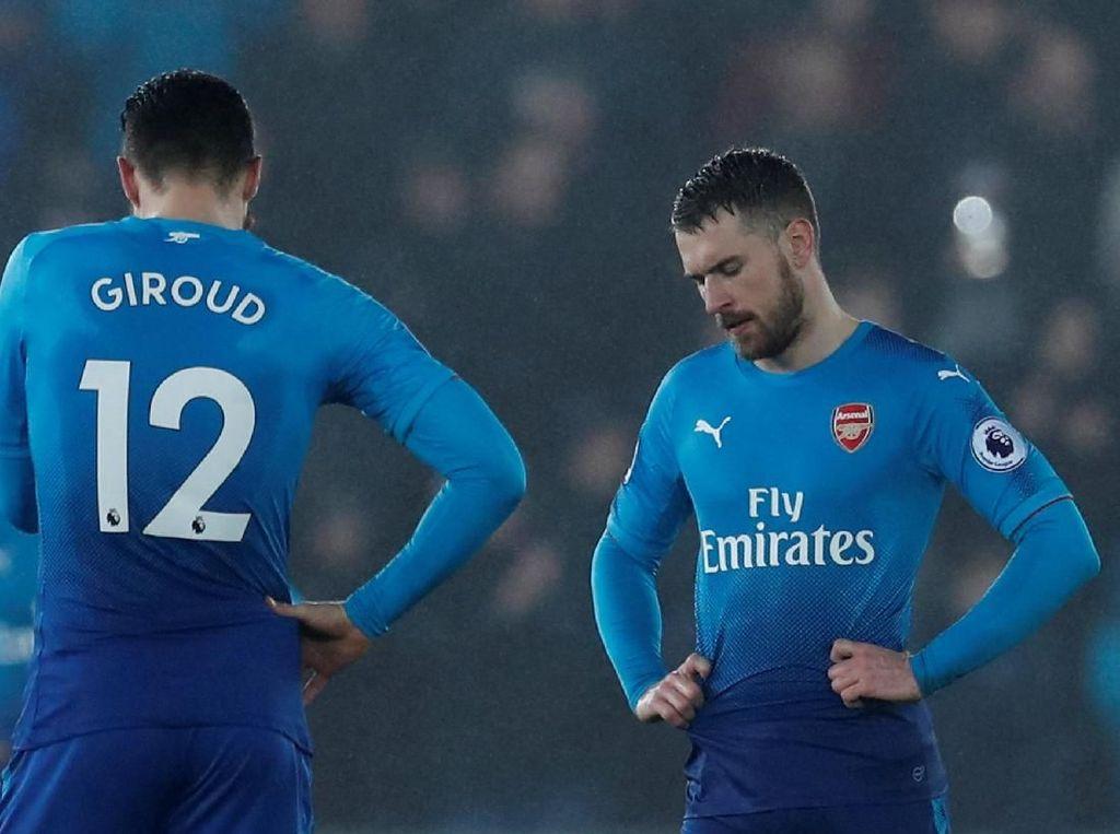Buruknya Rekor Tandang Arsenal Musim Ini