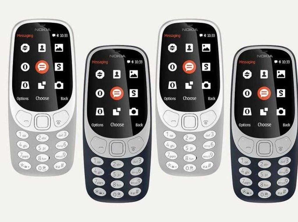Google Suntik Rp 315 Miliar ke Pembuat OS Nokia 3310
