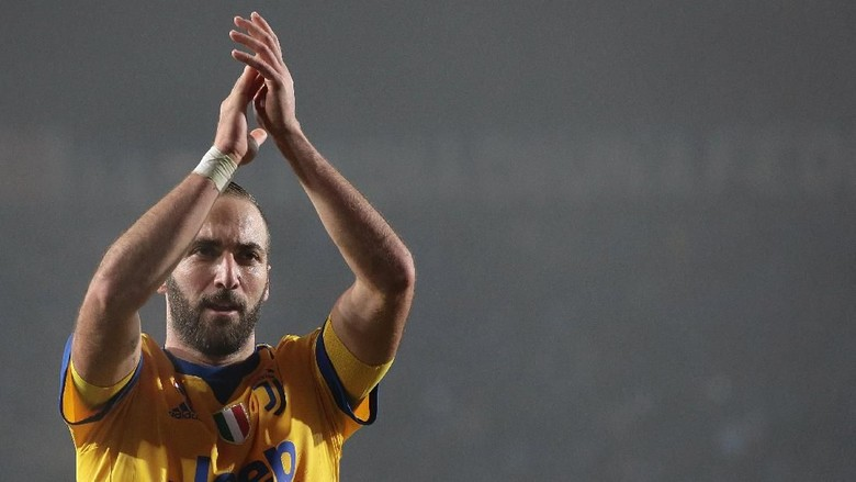 Juventus Selangkah Lebih Dekat ke Final