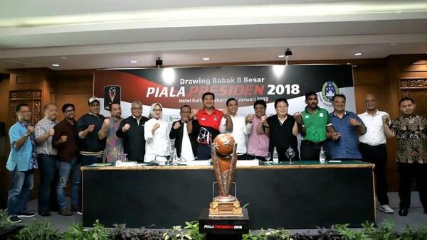 Tak Ada Pemutihan Kartu di Babak Delapan Besar Piala Presiden