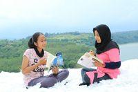 Desa Wisata Kandri di Semarang, mempunyai spot foto-foto yang seru (Angling Adhitya Purbaya/detikTravel)