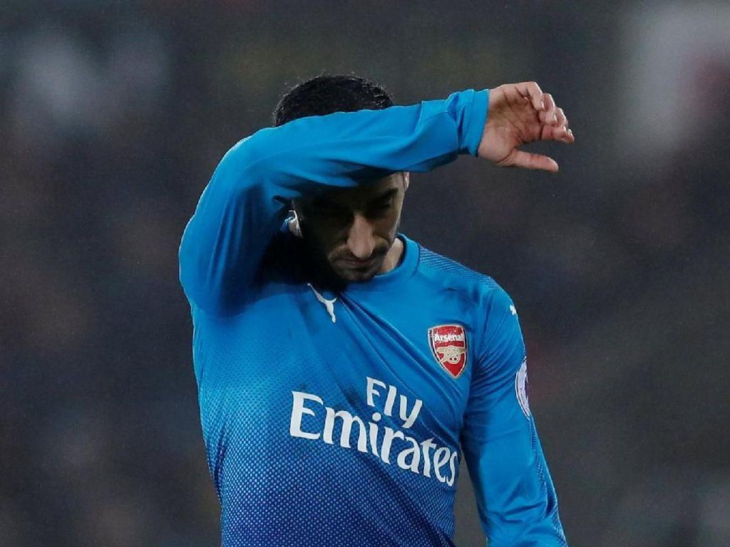 Debut Mkhitaryan dalam Parodi Foto