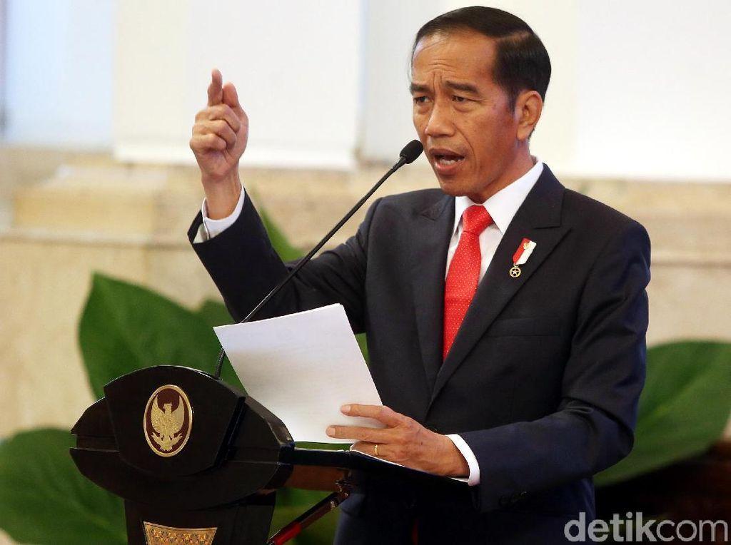 2 Kali Pernyataan Jokowi di Acara Kemendag Jadi Kontroversi