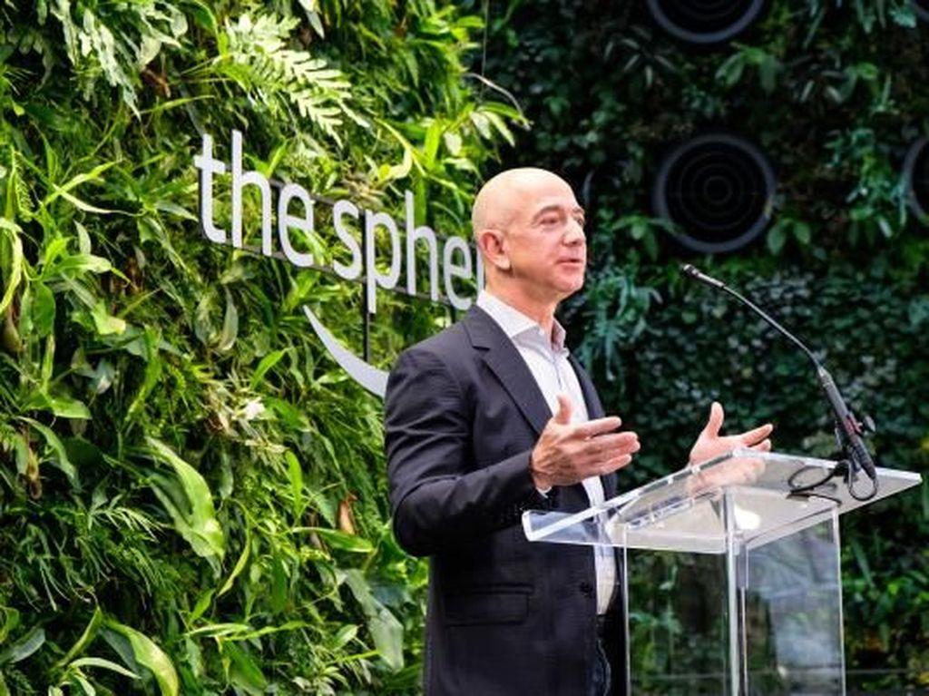 Duit Jeff Bezos Bisa Beli 860 Miliar Sate Taichan