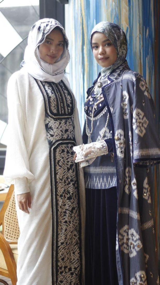 Vivi Zubedi Bawa Tenun Pagatan Kalteng ke New York Fashion Week