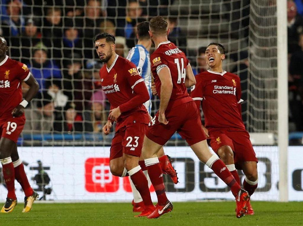 Melawan Spurs, Liverpool Ditantang Menang dan Tak Kebobolan