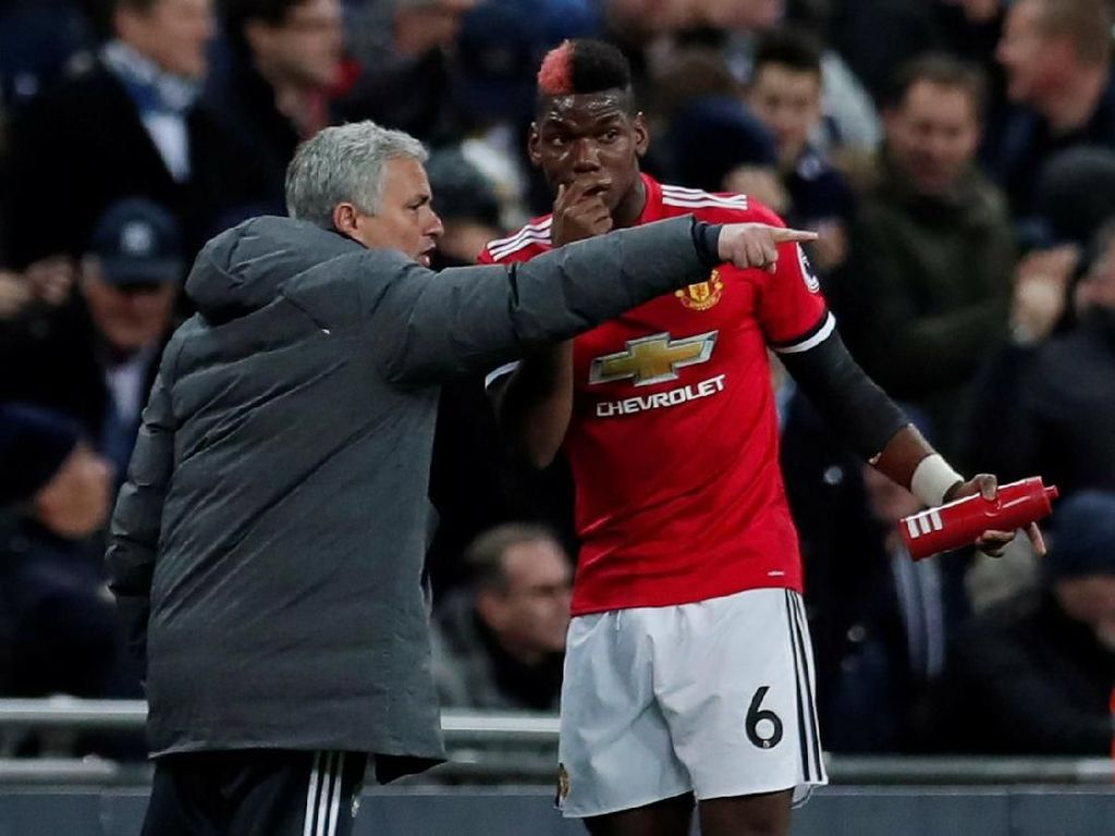 Dibanding Mourinho, Guardiola Akan Lebih Mampu Maksimalkan Pogba