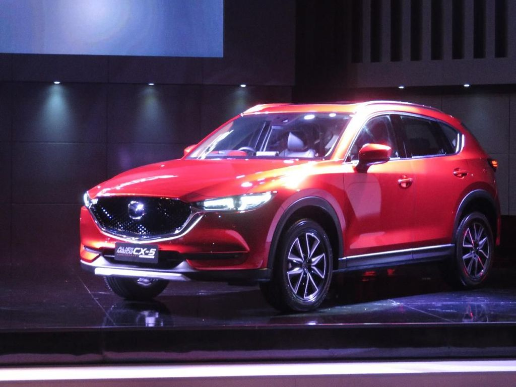 Eurokars Bawa Mazda CX-5 Edisi Khusus, Hanya Ada 50 Unit