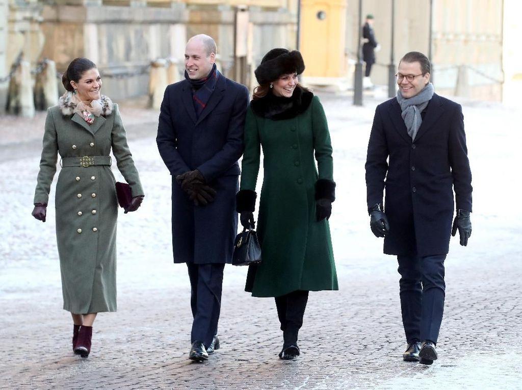 Kate Middleton Dilarang Lepas Mantel di Depan Umum, Ini Alasannya