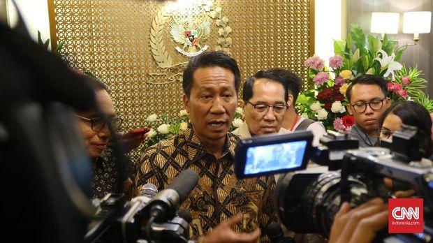 Ketua Baleg DPR Supratman Andi Agtas menargetkan pengesahan 150 RUU di era DPR periode 2019-2024.