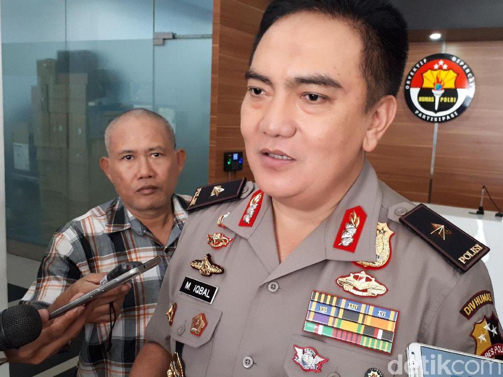 Polisi Usut Pidana di Kasus Ambruknya Kepala Tiang Tol Becakayu