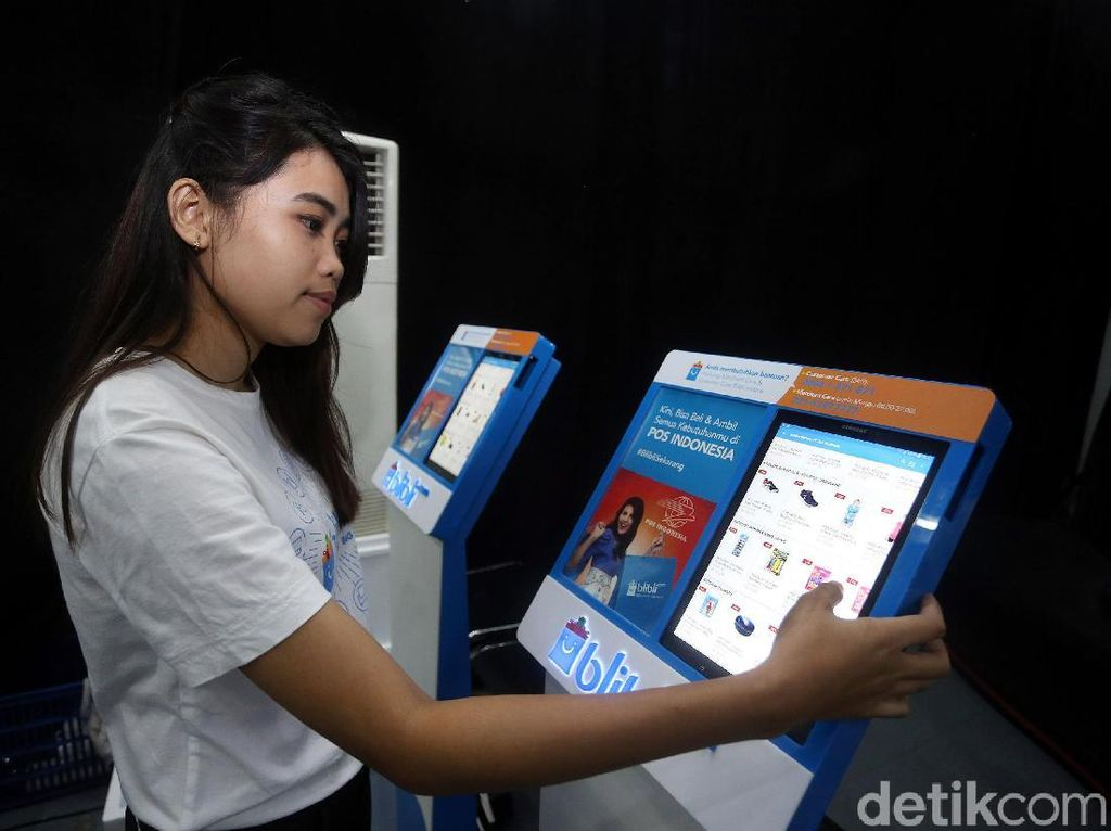 Pengusaha Ajak Milenial Jangan Takut Garap Bisnis Online
