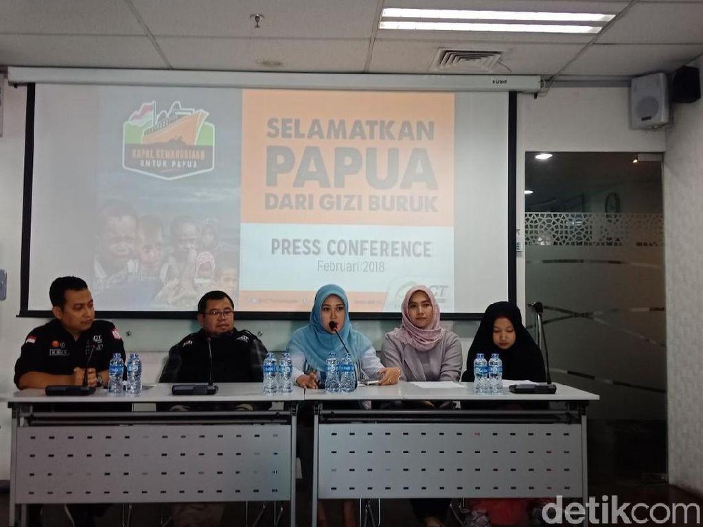 ACT Kirim Bantuan 100 Ton Beras, Bantu KLB Asmat Papua