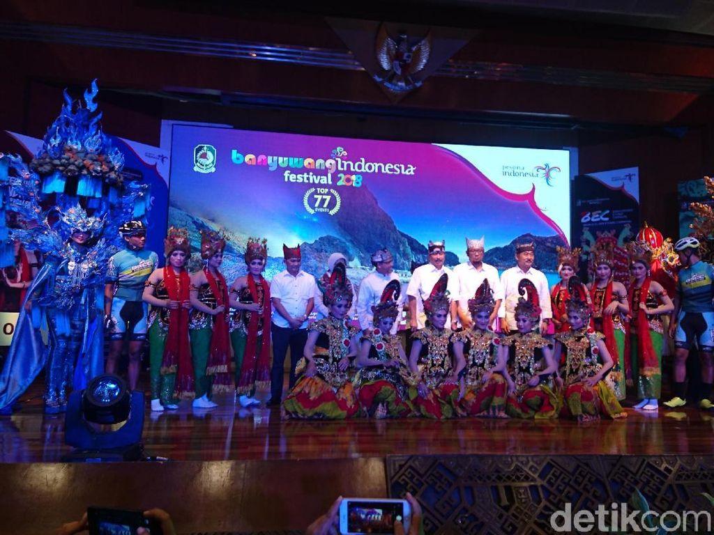 Meriah! Banyuwangi Akan Hadirkan 77 Event Wisata Tahun 2018