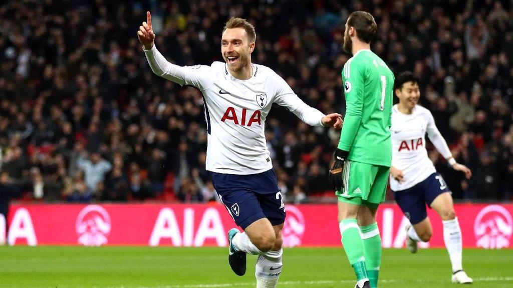 Gol Eriksen dan Gol-Gol Kilat Lainnya di Premier League