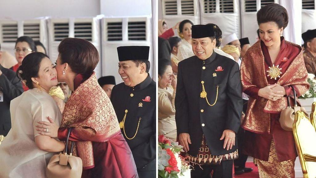 Adu Gaya Istri Anggota DPR Pakai Tas Mewah, Istri Setya Novanto Hingga Ibas