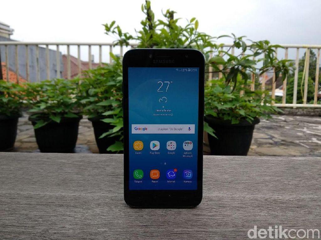 Terkuak, Spek Samsung Galaxy J4 (2018)