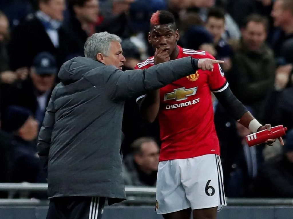 Mourinho Akan Kalah dalam Pertarungan Melawan Pogba