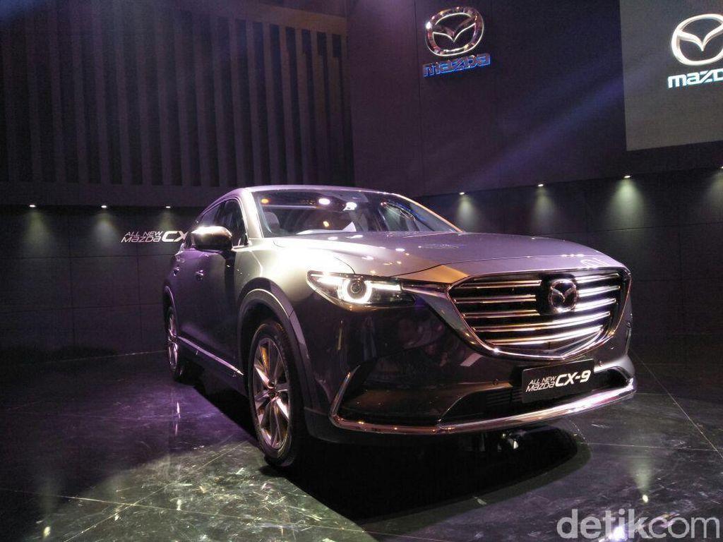 SUV Termewah Mazda Resmi Dijual di Indonesia, Harga Rp 798 Juta