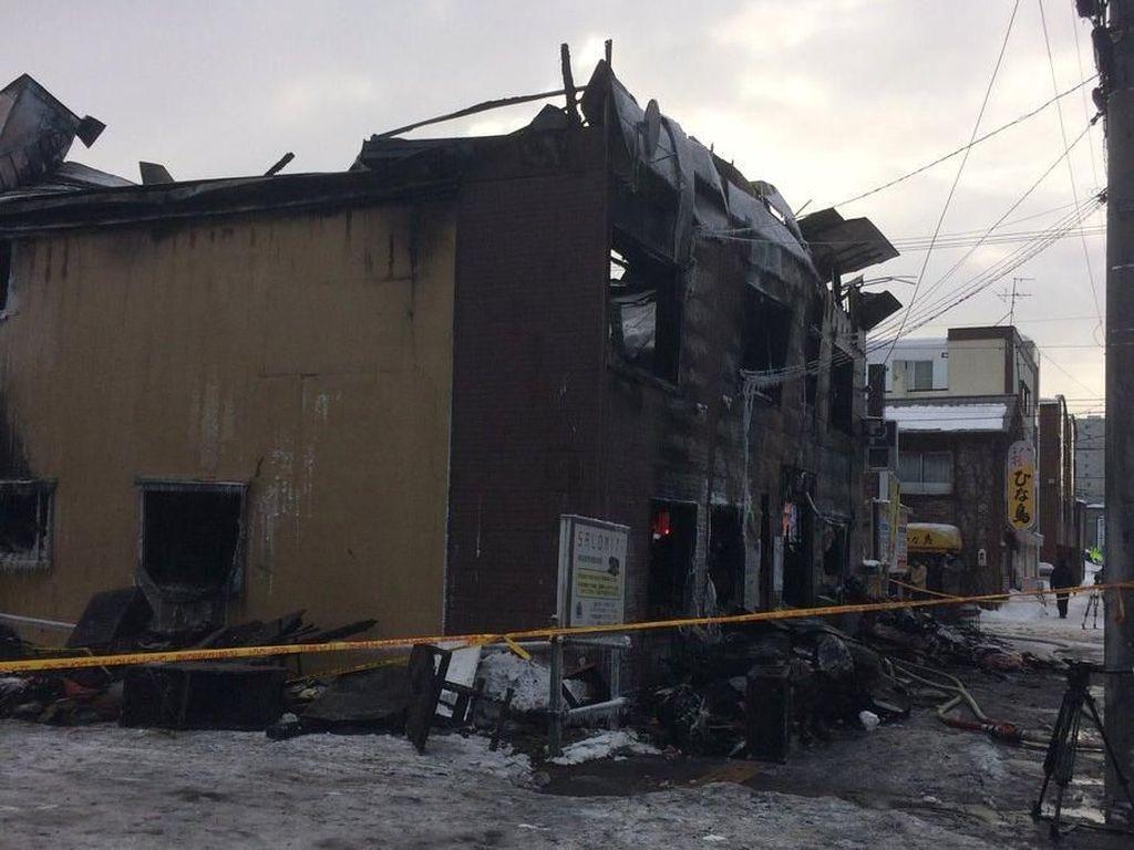 Nahas! Panti Jompo di Jepang Terbakar, 11 Orang Tewas