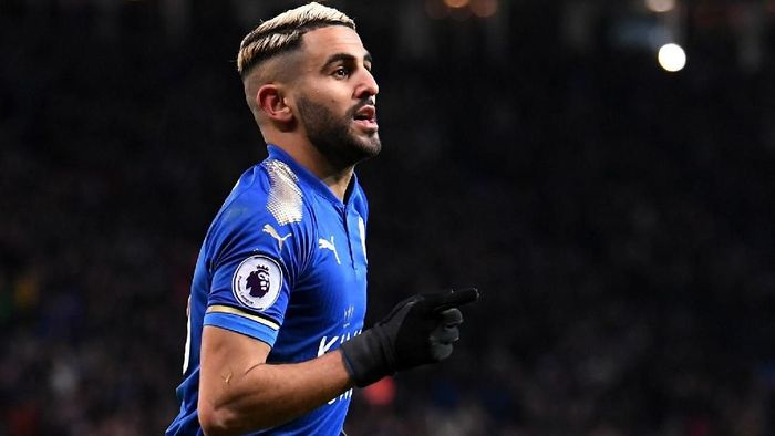 Riyad Mahrez (Laurence Griffiths/Getty Images)