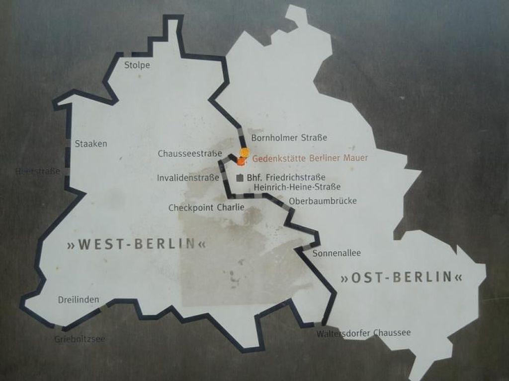 30 Tahun Usai Tembok Berlin Diruntuhkan, Jerman Timur Merasa Rendah Diri