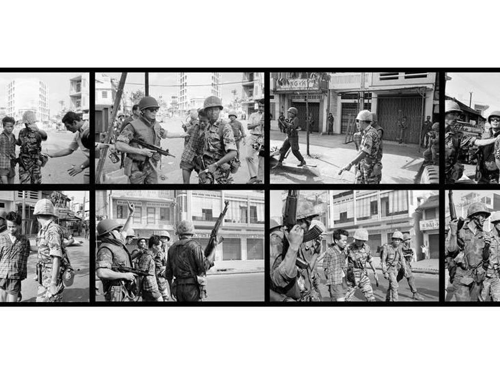 Kisah Foto Terkenal Perang Vietnam yang Menghantui Fotografer