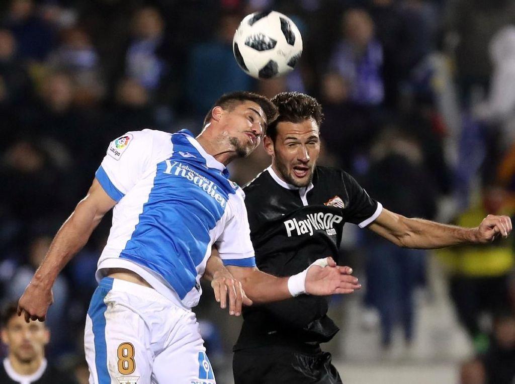 Sevilla Diimbangi Leganes 1-1