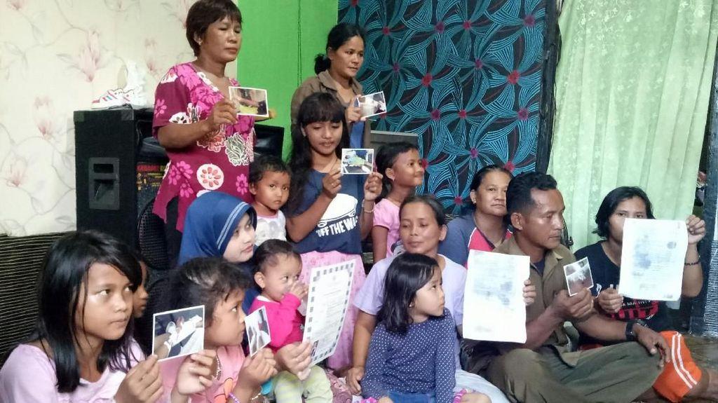 Surat Rian di Kertas Bekas Bungkus Nasi yang Mengaku Disiksa Polisi