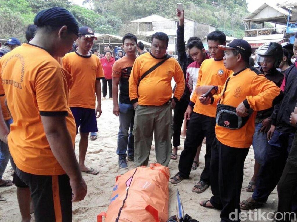 Warga Sleman Bunuh Diri di Pantai Indrayanti Gunungkidul