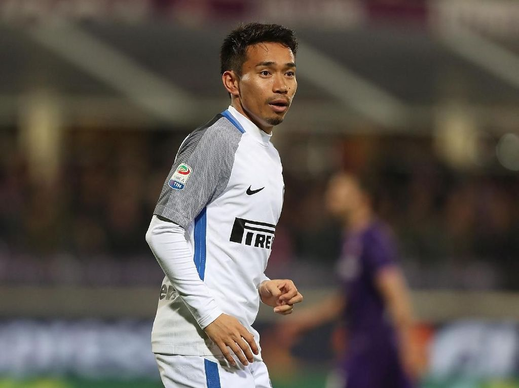 Inter Pinjamkan Nagatomo ke Galatasaray