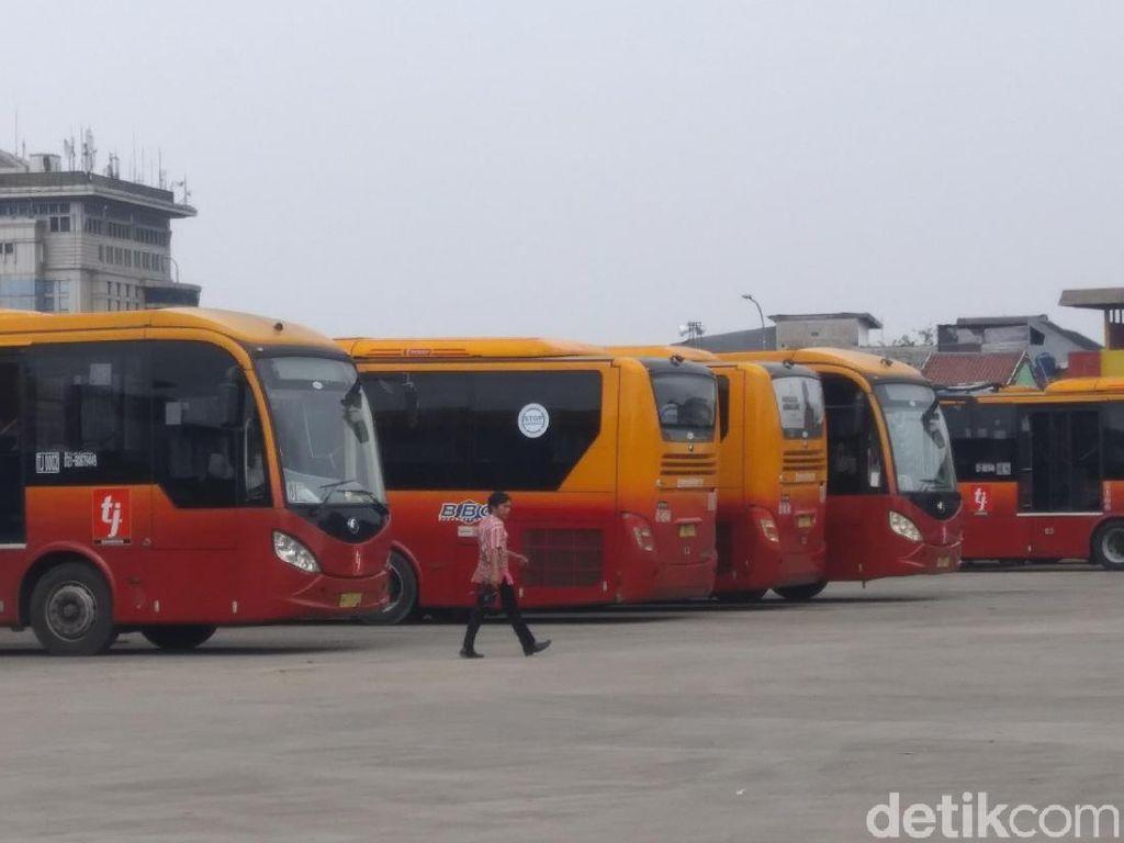 Kapan Ada Bus Listrik TransJakarta?
