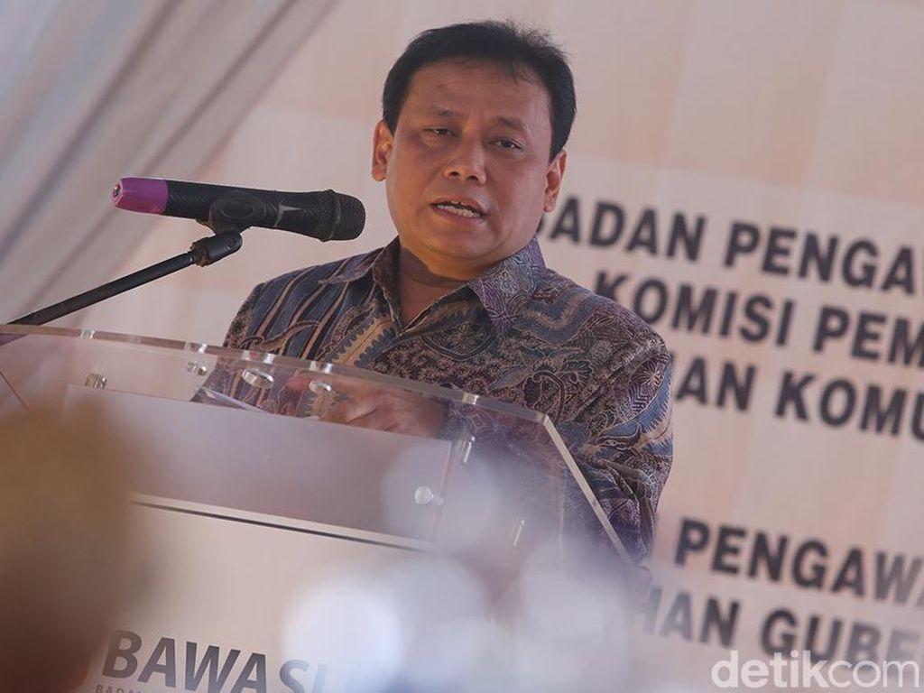 KPK OTT Korupsi Para Calon, Bawaslu Siap Gerak Bila Ada Politik Uang