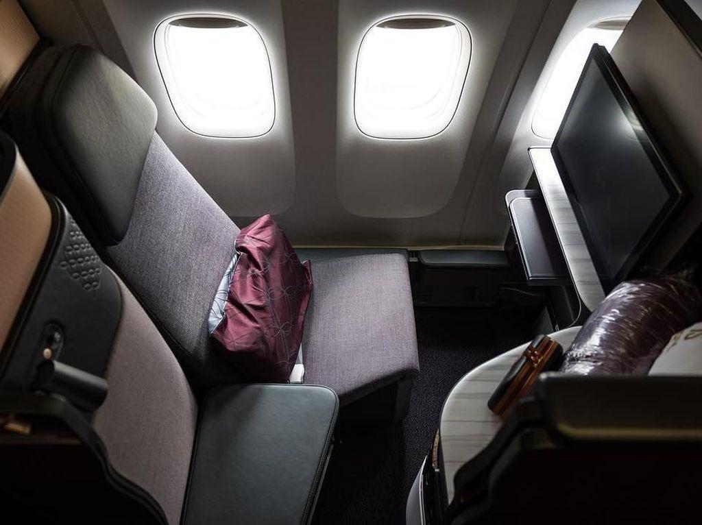 Foto: Aneka Kursi First Class Maskapai Dunia