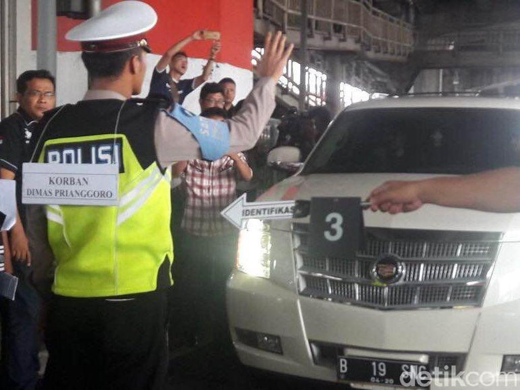 Polisi Rekonstruksi Kasus Penerobos Busway Seret Polantas di Matraman