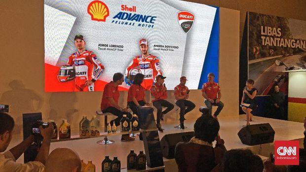 Tim Ducati berharap suatu saat nanti Indonesia bisa menggelar MotoGP.