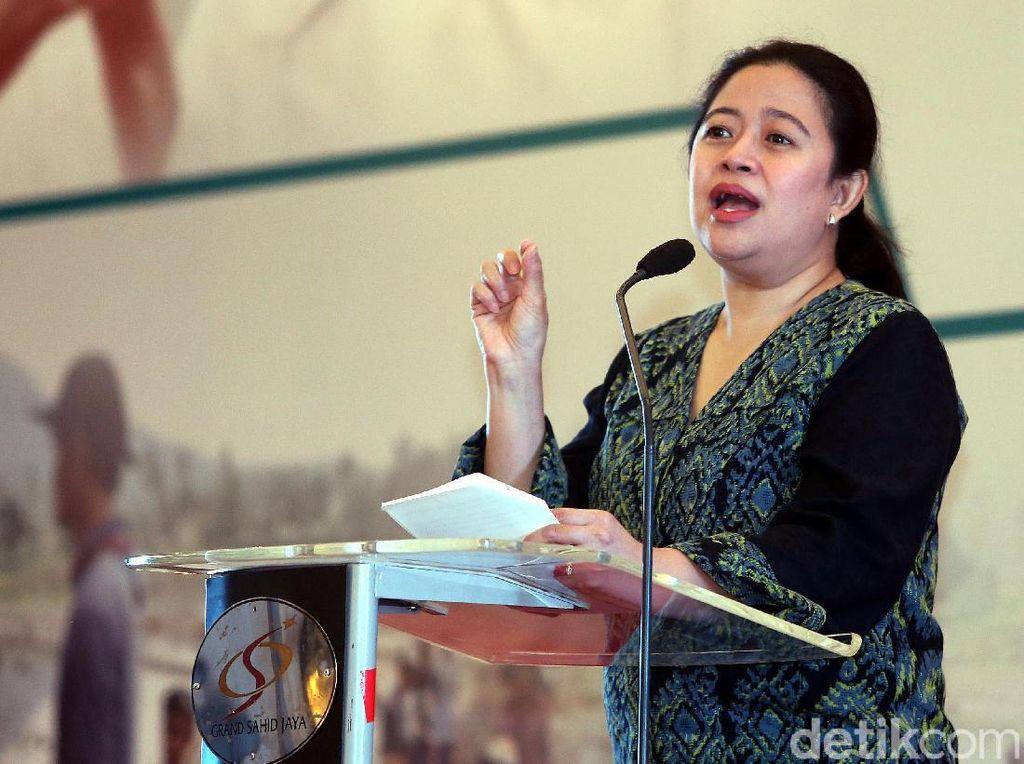 Kartu Kuning BEM UI ke Jokowi, Puan: Mahasiswa Harus Lihat ke Asmat