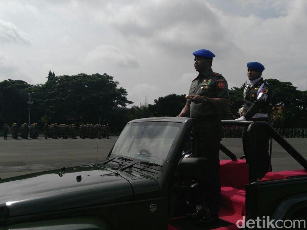 Tak Ada Gesekan TNI dan Polri, Ini Kata Dan Gartap III Surabaya