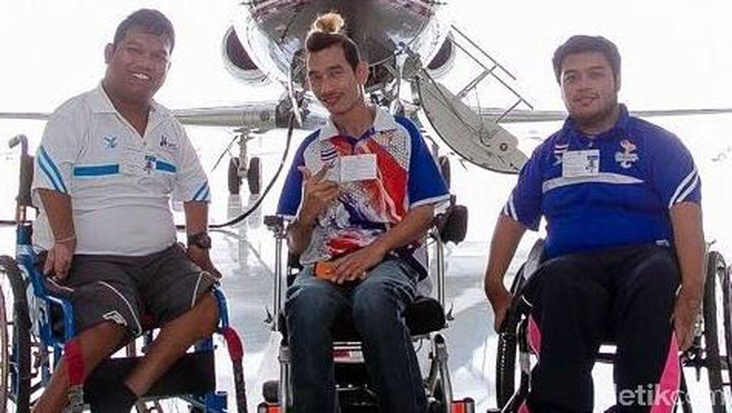 Potret Penyandang Disabilitas Berprestasi di Kompetisi Boccia