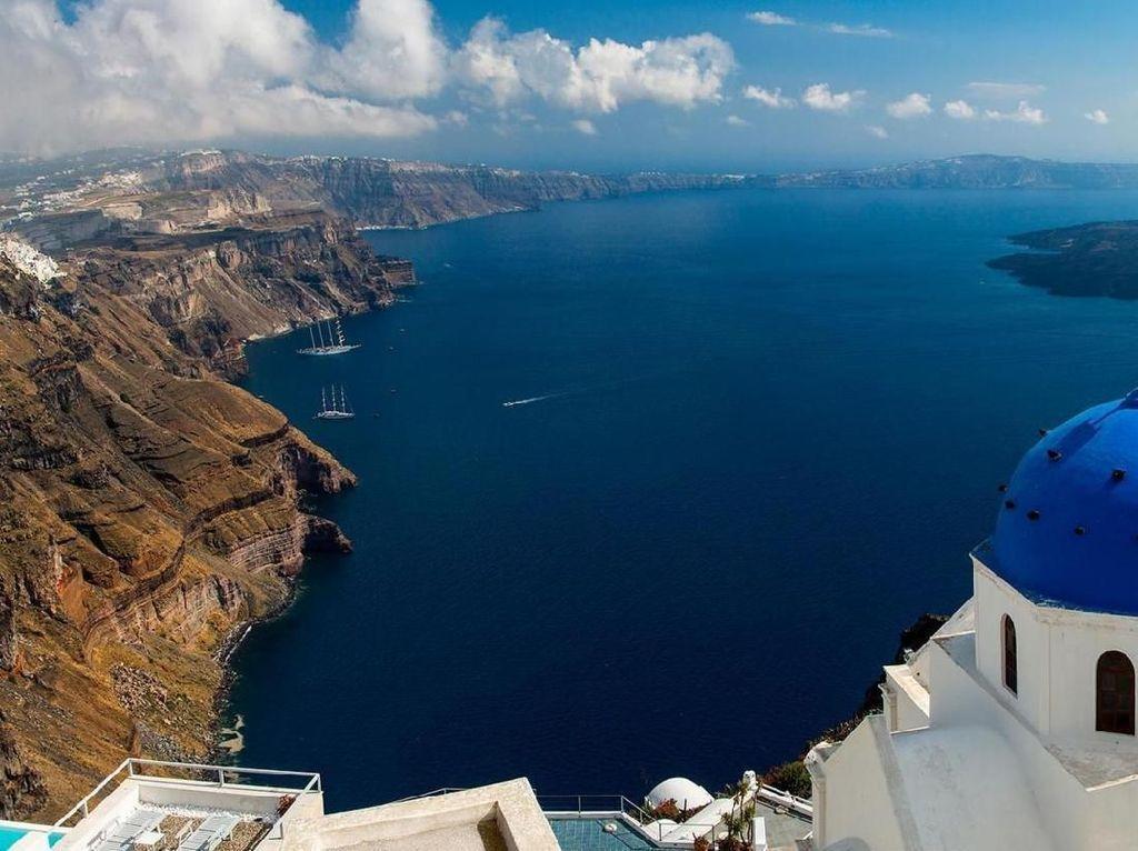 Hati-hati, Traveler Gemuk Bisa Kena Denda di Yunani