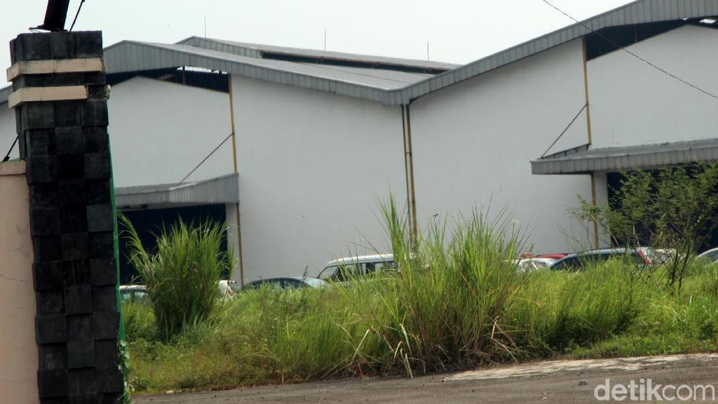 Tidak Ada Mobil Esemka di Pabrik Cileungsi