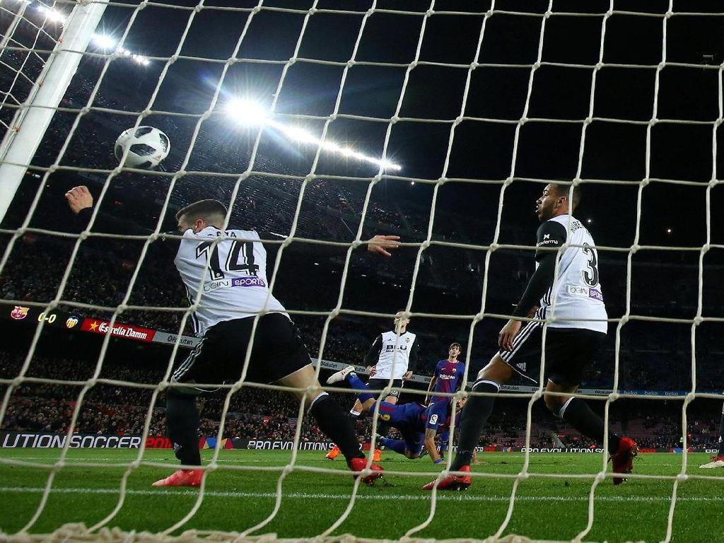 Pelatih Valencia: Rasanya Mustahil Balikkan Keadaan, tapi ...