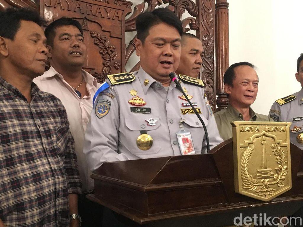 Metromini-Kopaja Dilarang Lewat Jl Sudirman Pukul 09.00-16.00 WIB