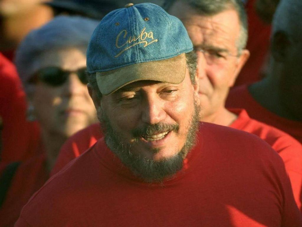 Fidelito, Putra Sulung Fidel Castro Tewas Bunuh Diri