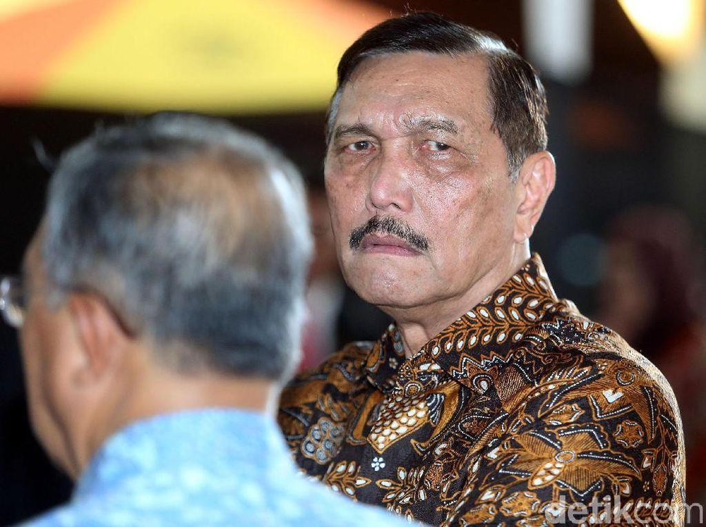 Soal Perpres Teluk Benoa, Luhut: Presiden Tak Batalkan Pendahulunya